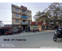 2100 sq ft COMMERCIAL SPACE AVAILABLE MUZAFFARPUR BIHAR