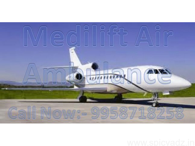 Need for Air Ambulance Service in Chennai with Medical Facility - 1