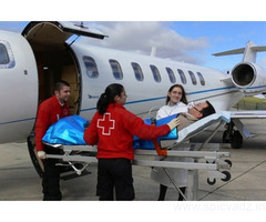 Get Fastest Sky Air Ambulance Service in Agartala
