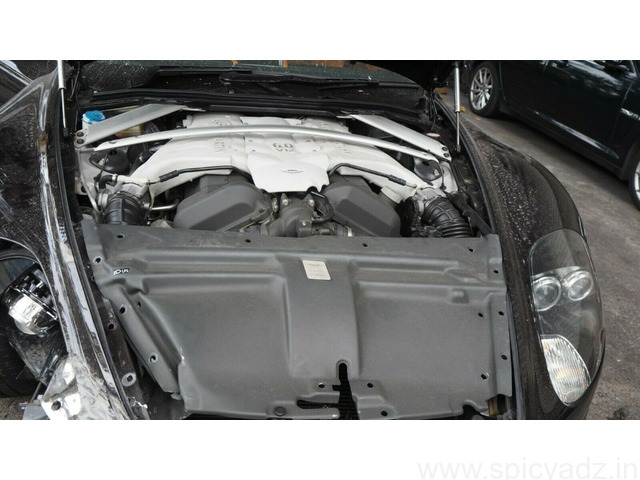 Aston Martin DBS Coupe 6.0L V12 2011 Complete Engine - 1