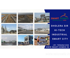 Dholera SIR 2021 Trillion Dollar Hi-Tech Industry In Dholera Smart City
