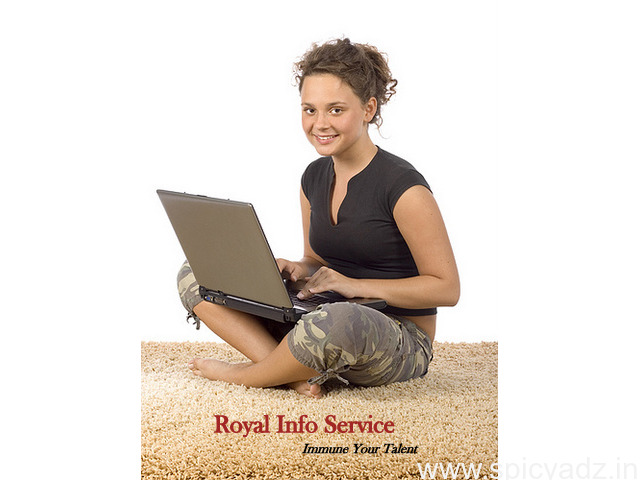 Royal Info Service Offered - 1