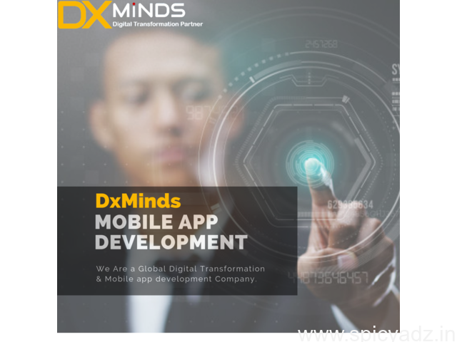 Best Mobile App Development Company in Bangalore | DxMinds - 1