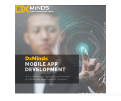 Best Mobile App Development Company in Bangalore | DxMinds