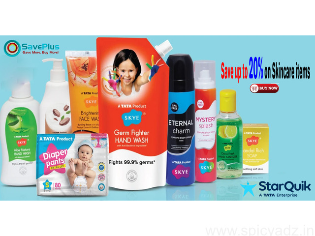 Save up to 20% on Skincare items - 1