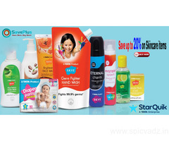 Save up to 20% on Skincare items