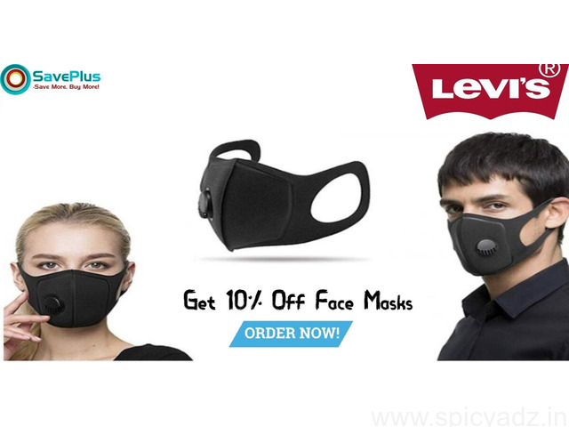 levi Coupons, Deals & Offers: Extra 10% Off Non-Returnable Orders - 1