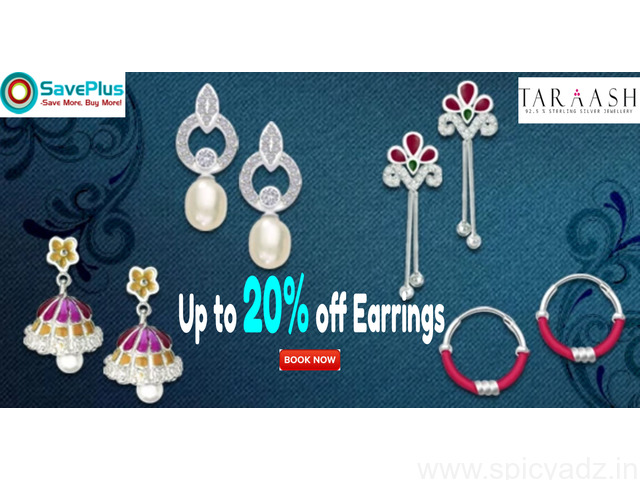 Save Up to 20% off Earrings - 1