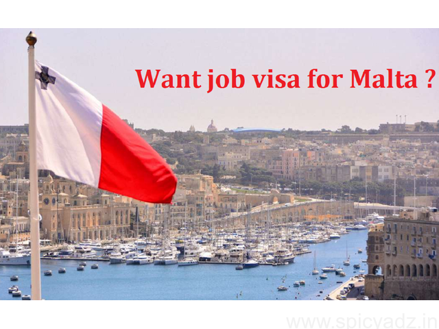 Malta  job search or work permit visa - 1