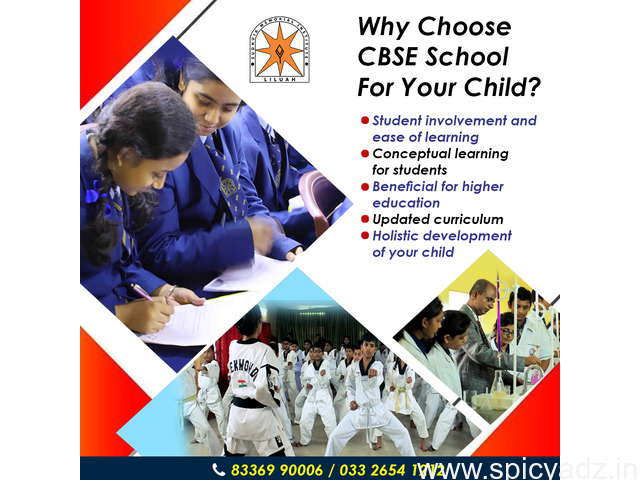 Get admission in CBSE school for extra-curricular activities - 1