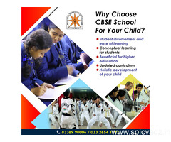 Get admission in CBSE school for extra-curricular activities
