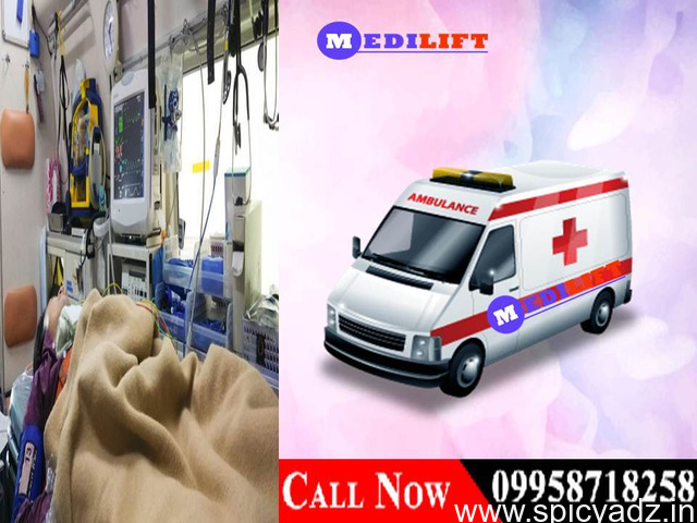 Latest Medical Tools – Medilift Ambulance Service in Patna - 1