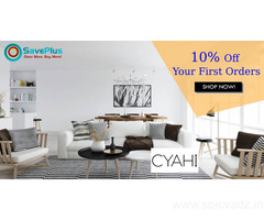 10% Off Your First Orders