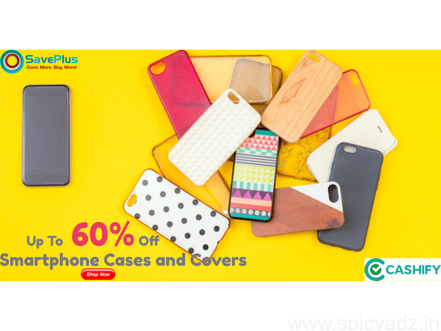 Get Up To 60% Off Smartphone Cases and Covers - 1