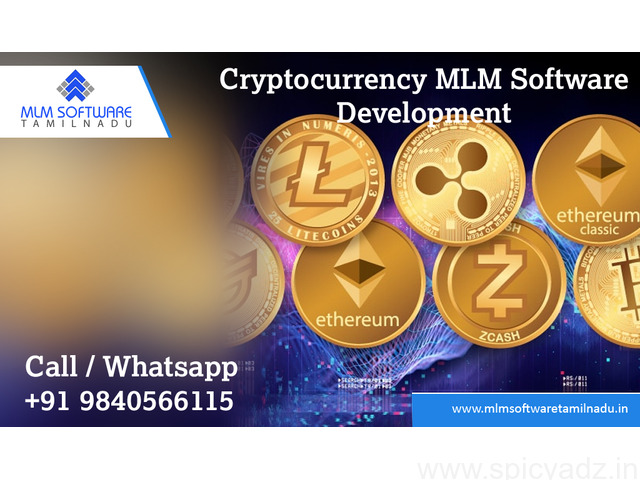Cryptocurrency MLM Software Development - 1