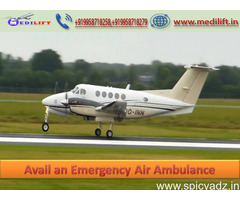 Obtain Ultimate Patient Transfer Air Ambulance Service in Kolkata