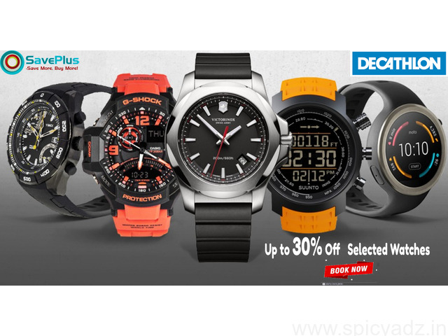 Save Up to 30% Off Selected Watches - 1