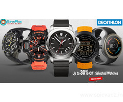 Save Up to 30% Off Selected Watches