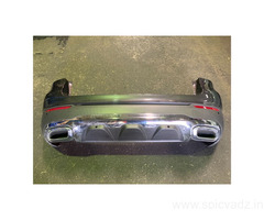 Mercedes Benz W253 GLC 300 2019 Rear Bumper