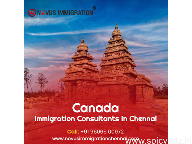 Canada Immigration Consultants in Chennai - 1