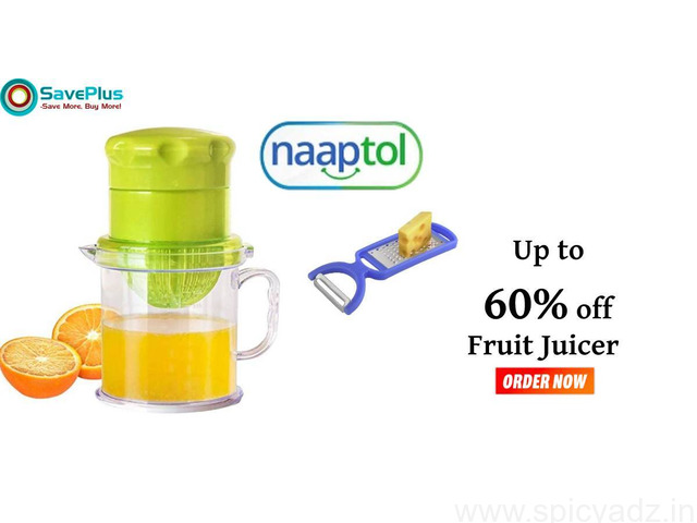 Naaptol Coupons, Deals & Offers: Save Up to 70% on Cookware Plus Free Kni - 1