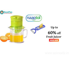 Naaptol Coupons, Deals & Offers: Save Up to 70% on Cookware Plus Free Kni