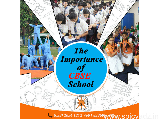 Get student-centred attention from the top CBSE school - 1