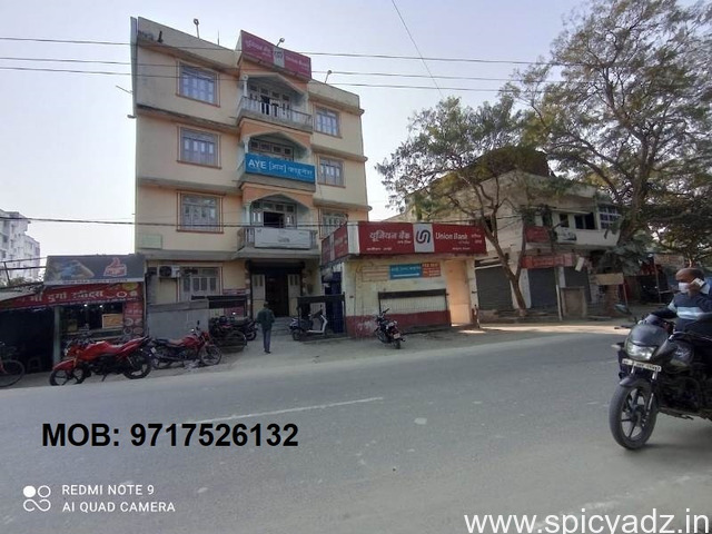 MUZAFFARPUR BIHAR COMMERCIAL PROPERTY 2100 SQ. FT 1 FLOORS SAME BUILDING AVAILABLE - 1