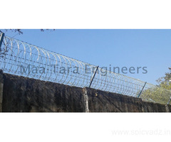 Concertina Wire Manufacturers in India