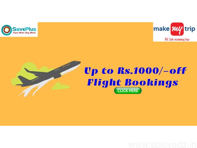 MakeMyTrip Hotels Coupons, Deals & Offers: Up to Rs.100 off Bus Bookings - 1