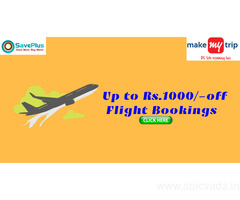 MakeMyTrip Hotels Coupons, Deals & Offers: Up to Rs.100 off Bus Bookings