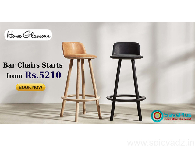 Bar Chairs Starts from Rs.5210 - 1