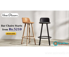 Bar Chairs Starts from Rs.5210