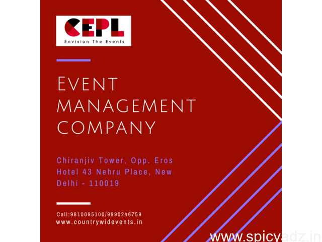 Looking for Event Management Company ? - 1