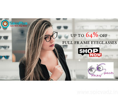 Up to 64% off Full Frame Eyeglasses