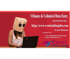 Simple Online Data Copy Paste Jobs