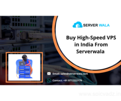 Buy High-Speed VPS in India From Serverwala