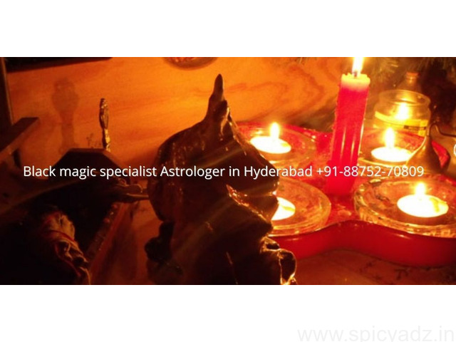 Black magic specialist Astrologer in Hyderabad +91-88752-70809 - 1