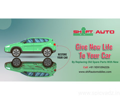 Mahindra Authorized Spare Parts Dealer – Shiftautomobiles.com