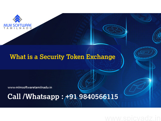 What is a Security Token Exchange? - 1