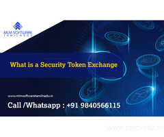 What is a Security Token Exchange?