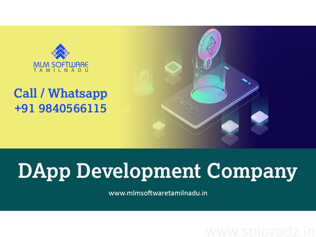 DApp Development Company- MLM Software Tamilnadu - 1