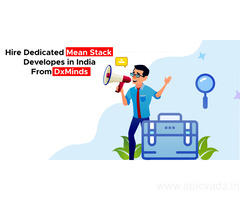 Hire ISO certified MEAN Stack Developers in India | DxMinds
