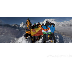 Team ONGC Completes The Mount Everest Summit and  Mount Everest Expedition