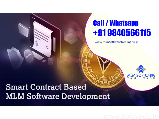 Launch your own business with Smart Contract MLM Software – MLM Software Tamilnadu - 1