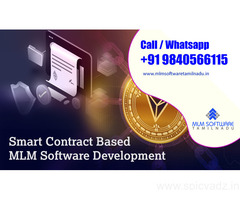Launch your own business with Smart Contract MLM Software – MLM Software Tamilnadu