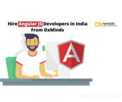 Hire Angular JS Developers in India | DxMinds