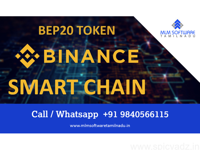 BEP-20 Token Development Company - 1