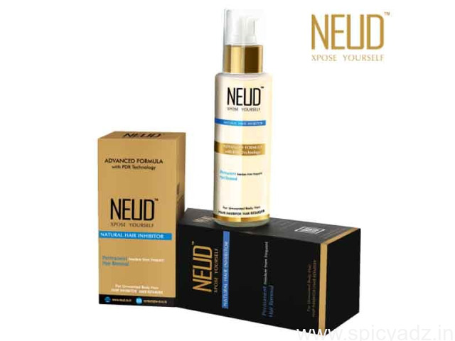 Buy NEUD™ Hair Removal Products Online in India - 1