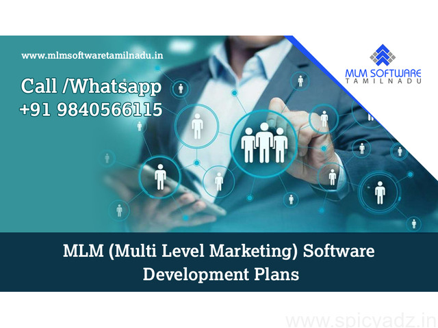 MLM (Multi Level Marketing) Software Development Plans-MLM Software Tamilnadu - 1